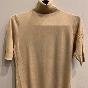 Ann Taylor camel color Sweater